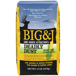 Big and J Deadly Dust Feed 15 lbs.