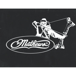 DWD Mathews Archer 10 x 5 in.