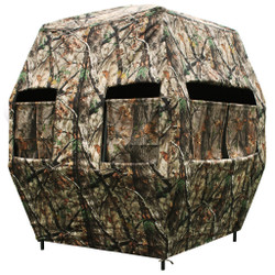 X-Stand The Kingpin Ground Blind