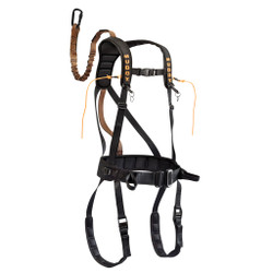 Muddy Safeguard Harness Black Large