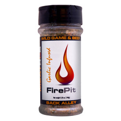 Eastman Outdoors Fire Pit Seasoning Rub Back Alley