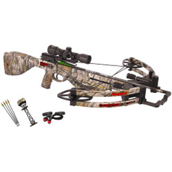 Parker CenterFire XXT Crossbow Vari-Power Pkg.