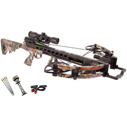 Parker Hurricane XXT Crossbow  Vari-Power Pkg.