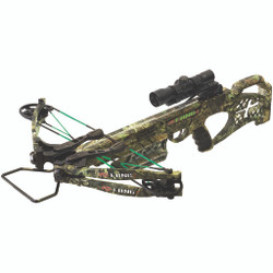 PSE Fang LT Crossbow Package Mossy Oak Country