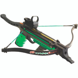 PSE Zombie React Pistol Crossbow Package Black