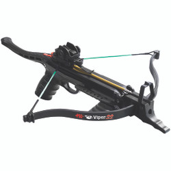 PSE Viper SS Handheld Crossbow Package Black