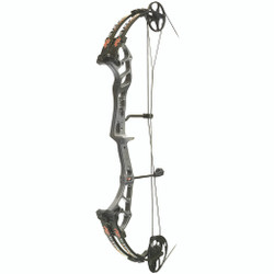 """PSE Stinger Extreme RTS Package LH 21-30"""" 55 Lbs. Black"""
