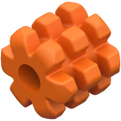B-Stinger MicroHex Damper Orange