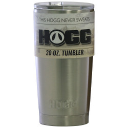 Hogg Tumbler Stainless Steel 20 oz.