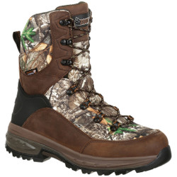 Rocky Grizzly Boot 1,000g Realtree Edge 9.5