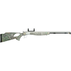 CVA Optima V2 LR Thumbhole w/ Integral Scope Mount .50 Cal Stainless/Realtree Xtra Green