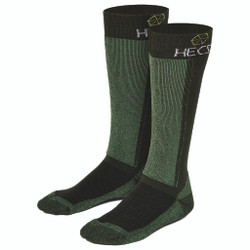 HECS Socks Green Medium