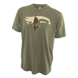Elevation HUNT Tee Military Green X-Large