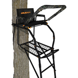 Muddy Huntsman Ladder Stand 17 ft.