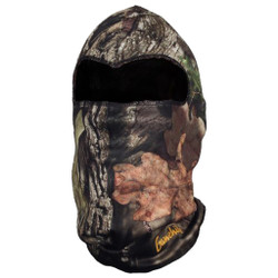 Gamehide Ground Blind Mask MossyOak Country/ Black