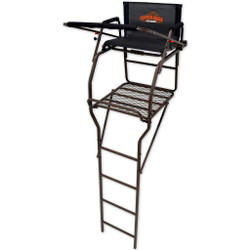 Copper Ridge Ultra Comfort Oversized Ladderstand 18 ft.