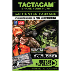 Tactacam 5.0 Camera Package Gun