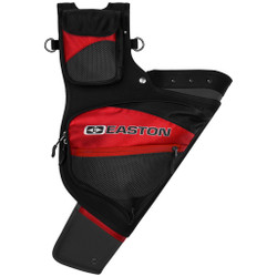 Easton Deluxe Hip Quiver Red LH