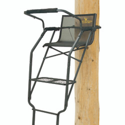 Rivers Edge Relax Ladder Stand Wide