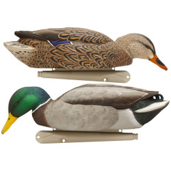 Avian X Top Flight Duck Decoy Back Water Mallard 6 pk.