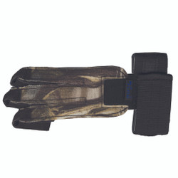 Vista Comfort Shooting Glove Camouflage Large RH/LH