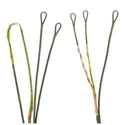 FirstString Premium String Kit Green/Brown Diamond RazorEdge