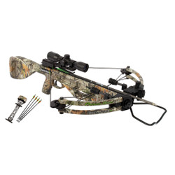 Parker Thunderhawk Crossbow Pkg. 3X Multi Reticle Scope