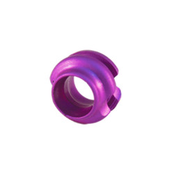 Extreme Silhoutte Peep Purple 1/4 in.
