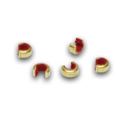 Carbon Express Nock Points Red 18-22 Strand 5 pk.