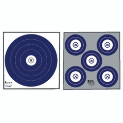 Maple Leaf Double Sided Target Indoor 100 pk.