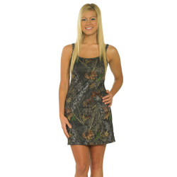 Wilderness Dreams Nightgown Mossy Oak Infinity X-Large