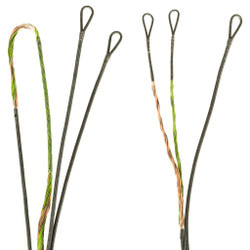 FirstString Premium String Kit Green/Brown Mathews HeliM