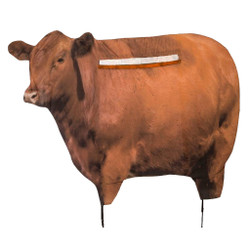 Montana Decoy Big Red Moo Cow