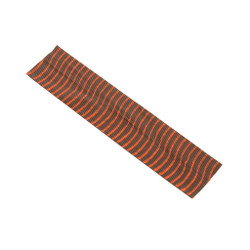 October Mountain VIBE Silencers Brown/Red 2 pk.