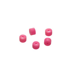 October Mountain Turbo Button 2.0 Pink 100 pk.