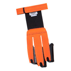 Neet FG-2N Shooting Glove Neon Orange Medium