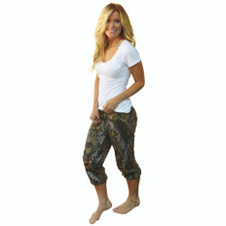 Wilderness Dreams Capri Pants Mossy Oak BreakUp X-Large