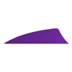 Gateway Rayzr Feathers Purple 2 in. RW 50 pk.