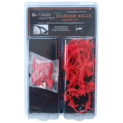 Outdoor Prostaff Combo Pack Wire Wrap and String Bling Red
