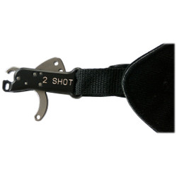Carter Two Shot Release w/Buckle Strap