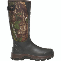 LaCrosse 4X Alpha Snake Boot Realtree Xtra Green 12