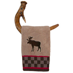 Mountain Mikes Hand Towel  Hook