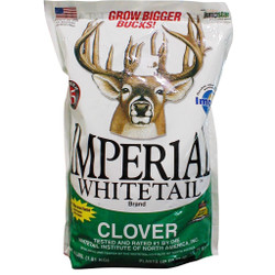 Whitetail Institute Imperial Whitetail Clover .5 Acres 4 lb