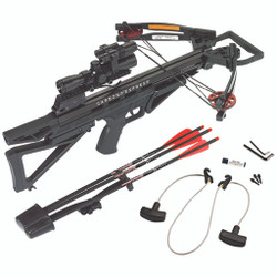 Carbon Express Intercept Varmint Hunter Crossbow Pkg.