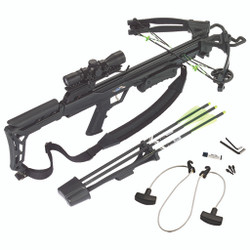 Carbon Express X-Force Blade Crossbow Pkg. Black