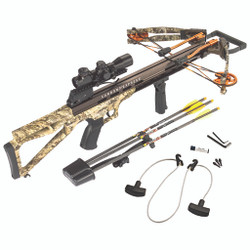 CarbonExpress Covert Bloodshed Crossbow Pkg.