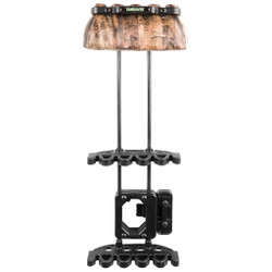 Limbsaver Silent Quiver w/Fiber Optic MossyOak Country