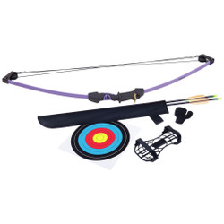 CenterPoint Upland Youth Bow Purple