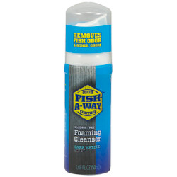 Fish-A-Way Foaming Hand Cleanser 1.68 oz.