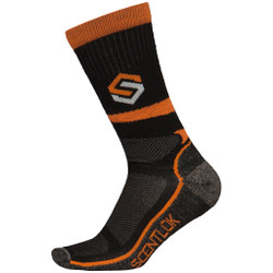 Scent-Lok UL Merino Sock Charcoal Medium